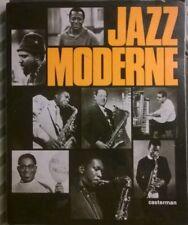 JAZZ MODERNE Casterman Henri Renaud Miles Davis Dizzy Gillespie etc