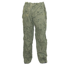 Military Issued Desert Night Camo Trousers