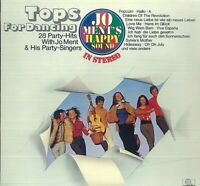 Jo Ment's Happy Sound ‎– Tops For Dancing Vol. 10