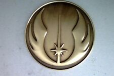 Star Wars: New Jedi Order Collectible Medal Coin / Brass Token