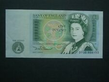 ****Superb 'DY' End-of-Paper Series £1 Somerset Banknote***