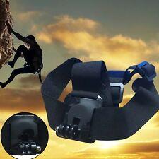 Action Sport camera Accessories Headband Head strap monopod For Gopro Hero New