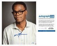 "William Jackson Harper ""The Good Place"" AUTOGRAPH Signed 8x10 Photo C ACOA"