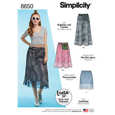 Simplicity sewing pattern 8650