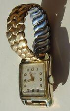 Vtg Westclox Wristwatch Watch for Parts