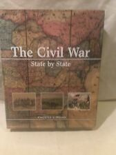 The Civil War State by State--Chester G. Hearn (2013, Hardcover, Illustrated)