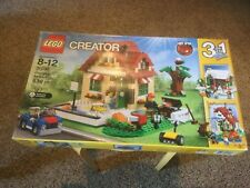 New Lego 31038.  Creator.  Changing Seasons.  With LIGHT BRICK!