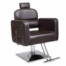 Hydraulic Barber Chair Styling Salon Beauty Shampoo Spa Equipment All Purpose