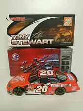 2003 Action Nascar Tony Stewart #20 Home Depot 2003 Monte Carlo 1:18 Collectible