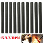 Lot 10xHuge 1/2 x 5 Ferrocerium Rod Flint Fire Starter Magnesium Outdoor Camping