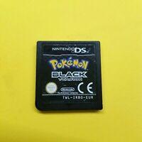 Pokemon: Black Version (Nintendo DS, 2011) EUR