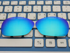 Replacement Ice Blue Polarized Lenses for C Wire New (2011) Sunglasses OO4046