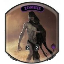 ZOMBIE Ultra Pro Relic Token Eternal life counter MTG Magic the Gathering