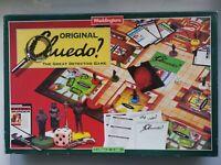 Waddingtons CLUEDO Classic Detective Board Game Original Vintage 1996 Complete