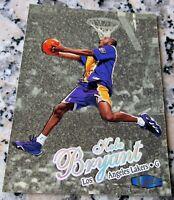 KOBE BRYANT 1997 Fleer SP #1 Draft Pick Gold Medallion Edition RARE Lakers MVP $