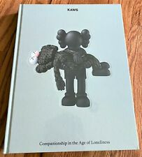 Kaws X NGV Companionship in The Age of Loneliness Catalogue Book 2019 Brian