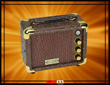 BRAND NEW TIKI UKULELE AMPLIFIER PORTABLE UKE AMP TK-UA1-PASBRN WARRANTY