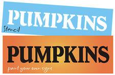 Joanie Country Stencil Pumpkins Fall Harvest Market Farm Easy Diy Art Signs