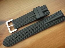 21mm x19mm Ball Engineer Master II COSC Diver DM1022A rubber band strap bracelet