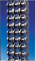 #50-3R x 10FT Triple Strand Riveted Roller Chain With Connecting Link Triplex