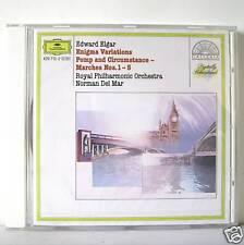 ELGAR ENIGMA VARIATIONEN POMP & CIRCUMSTANCE  CD