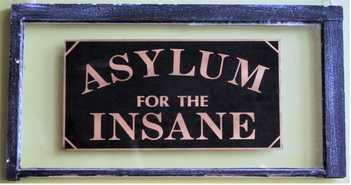 asylum antiques and uniques