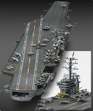 NEW Aircraft CVN-73 U.S.S. George Washington 1/720 Academy Model Kit #14405 ship