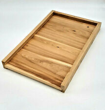 Solid Bottom Board 8 Frame Cypress Hive Langstroth Beehive