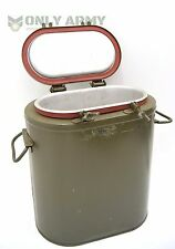 Norwegian Army Issue 12L Hot / Cold Food Container Insulated Cool Box Camping
