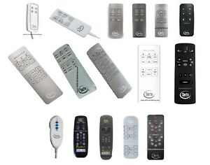 Serta Remote Controls for Adjustable Beds - All New Gen Models
