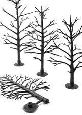 """Woodland Scenics Tree Armatures (Trunks) Deciduous 5"""" to 7"""" 12-Pack"""