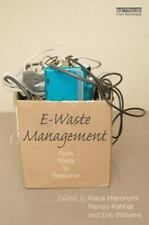 The E-Waste Management : From Waste to Resource (2012, Hardcover)