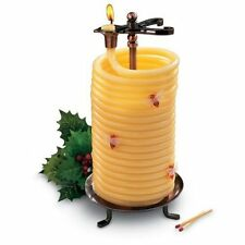 Eclipse Candle by the Hour - 80 Hour Bees Wax Candle 20559b