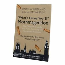 What's Eating You?: The Official UK Guide to Stop Moths Destroying Your Most Valued Possessions by Jonathan Berliand (Paperback, 2013)
