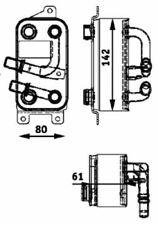 376726191 Behr Hella Service Oil Cooler Engine Oil Bmw