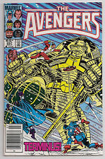 The Avengers 257 VFNM 1st Nebula Guardians of the Galaxy Newsstand Marvel Comics