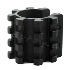 Tactical Tri Rail Mount For Mag Tubes For SW 39 Clip 12 Gauge 590 New
