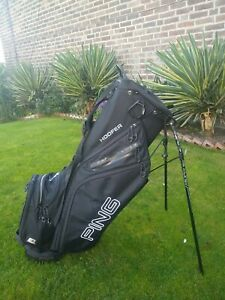 ***RARE*** Ping Hoofer carry stand golf bag **EXCELLENT** 2012