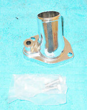 Ford Mercury Lincoln NEW 289 302 351W CHROME WATER NECK THERMOSTAT HOUSING