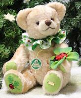 Mein Glück Bär 2021 Teddybär Von Hermann Spielwaren - Limitierte Auflage