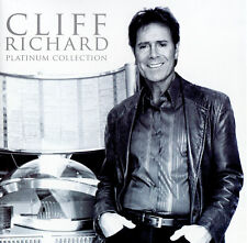 >> CLIFF RICHARD / THE PLATINUM COLLECTION - 3 CD BOX SET