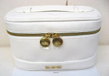 Elemis White Vanity/Travel/Make Up Lined case