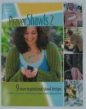 Prayer Shawls 2 by Annie's Attic 9 inspirational shawl designs, 31 page Book