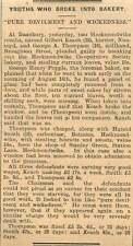 1919 George Henry Popple Foreman Baker Heckmondwicke Coop