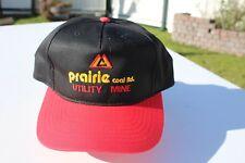 Ball Cap Hat - Prairie Coal Ltd Utility Mine Estevan Saskatchewan Mining (H1854)