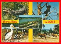 CPM-11- SIGEAN - Reserva Africana - ( Postal- varias vistas )