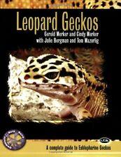 Leopard Geckos (Complete Herp Care) by Gerald Merker, Cindy Merker