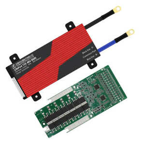 LiFePO4 BMS PCB 15S 48V 100A Daly Balanced Waterproof Battery Management System.
