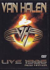 Van Halen - Live 1986 New Haven - DVD