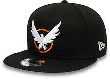The Division 2 New Era 950 Black Snapback Cap